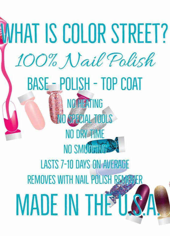 What is Color Street Graphic